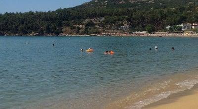 Photo of Beach Thasos Beach at Greece