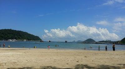 Photo of Beach Clear Water Bay Second Beach at Tai Au Mun Rd, Clear Water Bay, Hong Kong