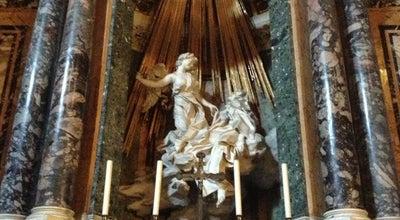 Photo of Monument / Landmark Estasi di Santa Teresa at Chiesa Di Santa Maria Della Vittoria, Rome 00187, Italy
