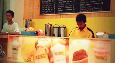 Photo of Tea Room Cha-Cha Taiwan Milk Tea Gejayan at Jl. Affandi, Yogyakarta, Indonesia
