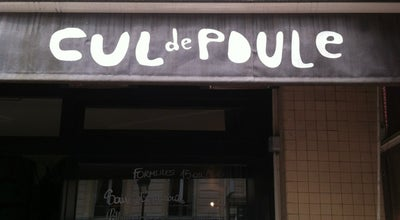 Photo of French Restaurant Le Cul de Poule at 53 Rue Des Martyrs, Paris 75009, France