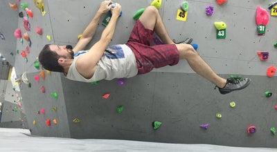 Photo of Rock Climbing Spot Трапеция at Дзержинского 91, Minsk, Belarus