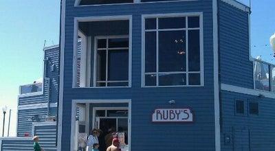 Photo of American Restaurant Ruby's Diner at 1 Oceanside Pier, Oceanside, CA 92054, United States
