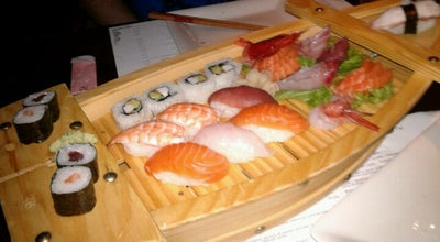 Photo of Japanese Restaurant Aji Tei at Viale Spartaco Lavagnini, 38/a, Florence 50129, Italy