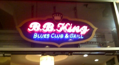 Photo of Tourist Attraction B.B. King Blues Club & Grill at 237 W 42nd St, New York, NY 10036, United States