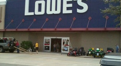 Photo of Hardware Store Lowe's Home Improvement at 3600 North Road 98, Lakeland, FL 33809, United States