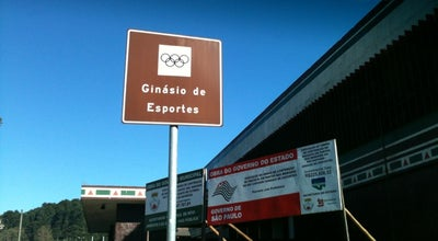 Photo of Basketball Court Ginásio de Esportes at Campos do Jordão 12460-000, Brazil