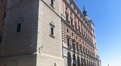 Photo of Library Biblioteca de Castilla-La Mancha at Cuesta De Carlos V, S/n, Toledo 45001, Spain
