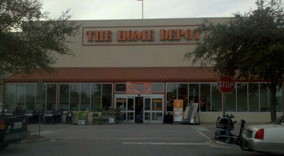 Photo of Hardware Store The Home Depot at 32715 Eiland Blvd, Zephyrhills, FL 33545, United States