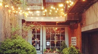 Photo of American Restaurant Freemans at 1 Freeman Aly, New York, NY 10002, United States