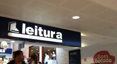 Photo of Bookstore Livraria Leitura at Shopping Conjunto Nacional, Brasília 70077-900, Brazil