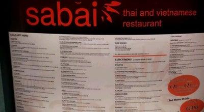 Photo of Asian Restaurant Sabai at 19 The Mall, Waterford, Ireland