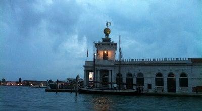 Photo of Tourist Attraction Punta della Dogana at Dorsoduro 2, Venice, Italy