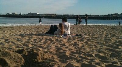 Photo of Beach Santa Cruz Main Beach at Beach Street, Santa Cruz, CA 95060, United States