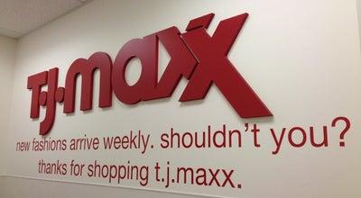 Photo of Clothing Store TJ Maxx at 14 Wall St, New York, NY 10005, United States