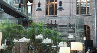 Photo of French Restaurant Conservatorium Brasserie & Lounge Amsterdam at Van Baerlestraat 27, Amsterdam 1071 AN, Netherlands