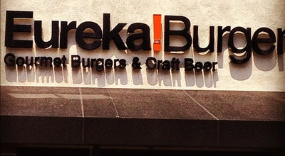 Photo of American Restaurant Eureka Burger at 345 W Pearl Ave, Redlands, CA 92374, United States