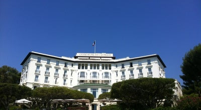Photo of Hotel Grand-Hotel du Cap-Ferrat at 71 Boulevard General De Gaulle, St-Jean-Cap-Ferrat 06230, France