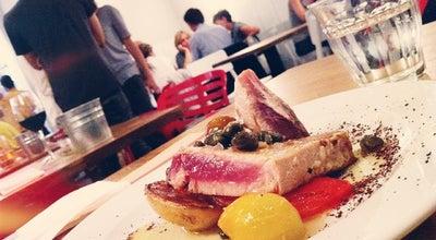 Photo of Mediterranean Restaurant La Pubilla at Placa De La Llibertat 23, Barcelona 08012, Spain
