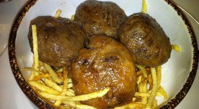 Photo of Mediterranean Restaurant Uvedoble at Calle Cister 15, Malaga 29015, Spain