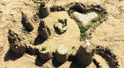 Photo of Beach Пляж Санатория Евпатория at Ukraine