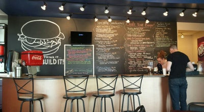 Photo of Restaurant Buddy's Burgers at 6551 E. Riverside Blvd, Rockford, IL 61114, United States