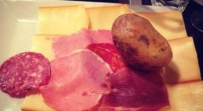 Photo of Food Les Fondus de la Raclette at 21 Rue Joseph Dijon, Paris 75018, France