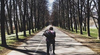 Photo of Trail Podél Vltavy at Praha, Czech Republic