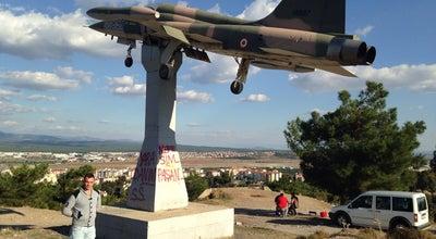 Photo of Mountain Şahin Tepesi at Ucakli Tepe, İzmir, Turkey
