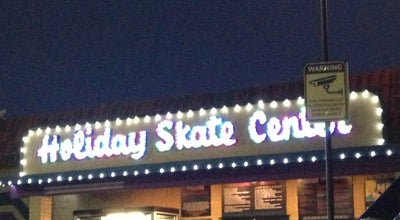 Photo of Roller Rink Holiday Skate Center at 175 N Wayfield St, Orange, CA 92867, United States