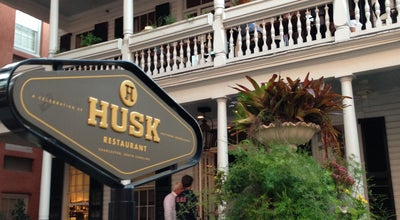 Photo of Southern / Soul Food Restaurant Husk at 76 Queen Street, Charleston, SC 29401, United States