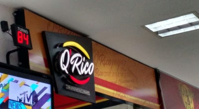 Photo of Burger Joint Qué Rico at Edificio Portal Del Cable, Manizales, Colombia