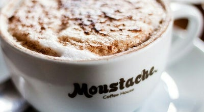 Photo of Cafe Moustache at Praca Carlos Alberto 102, Porto 4050-159, Portugal