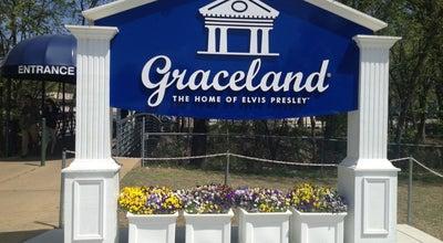 Photo of Monument / Landmark Graceland at 3734 Elvis Presley Blvd, Memphis, TN 38116, United States