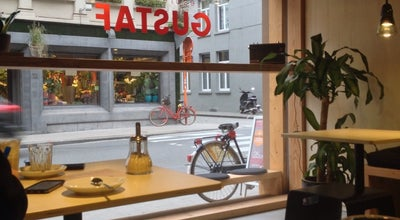 Photo of Coffee Shop Gustaf at Sint-jacobsnieuwstraat 45, Gent 9000, Belgium