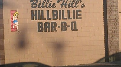 Photo of BBQ Joint Billie Hills Hillbillie Bar-b-Q Menu at 106 Manteca Ave, Manteca, CA 95336, United States