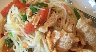 Photo of Asian Restaurant Aroy Thai at 4656 N Damen Ave, Chicago, IL 60625, United States
