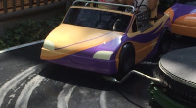 Photo of Theme Park Swiper's Sweeper at Nick Universe, Bloomington, MN, United States