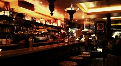 Photo of Italian Restaurant Le Bucheron at 9, Rue Du Roi De Sicile, Marais, Paris 75004, France