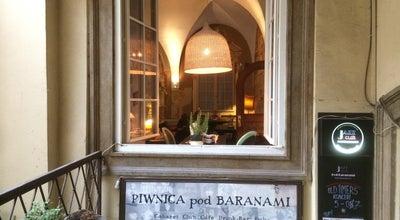 Photo of Polish Restaurant Piwnica Pod Baranami at Ul. Rynek Glowny 27, Krakow 31-010, Poland