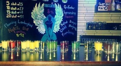 Photo of Cocktail Bar Punto Bistro & Shot Bar at Sabuni Mah. Murat Turgut Cad. Göktepe İşhanı 1/9, Edirne 22100, Turkey