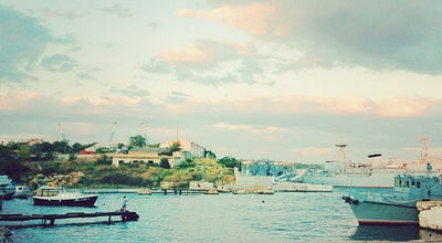 Photo of Harbor / Marina Ушакова Балка at Sevastopol, Ukraine