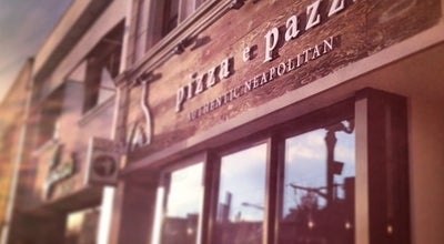 Photo of Italian Restaurant Pizza e Pazzi at 1182 St. Clair Ave. W, Toronto, ON M6E 1B4, Canada