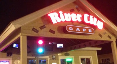 Photo of American Restaurant River City Cafe at 4742 Highway 17 S, North Myrtle Beach, SC 29582, United States