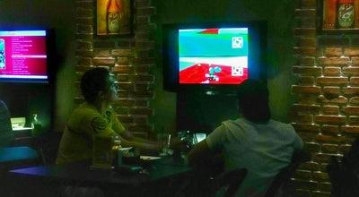 Photo of Fast Food Restaurant Burger Bits at Avenida Dom Pedro I 110, Santo Andre 09110-000, Brazil
