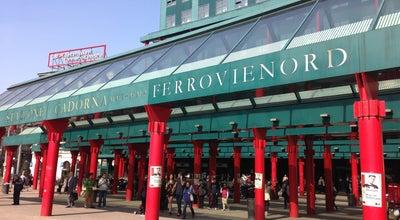Photo of Train Station Stazione Milano Cadorna at Piazzale Luigi Cadorna, Milano 20123, Italy
