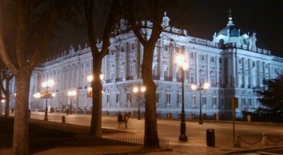 Photo of Monument / Landmark Palacio Real de Madrid at C. Bailén, S/n, Madrid 28013, Spain