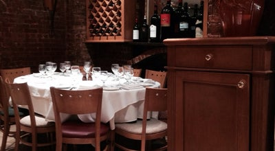 Photo of Italian Restaurant Nino's Tuscany at 117 W 58th St, New York, NY 10019, United States