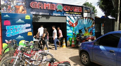 Photo of Arcade Game Over at Av. Das Nações, 1560, Santana 68925-207, Brazil