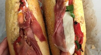 Photo of Italian Restaurant Losurdo's Italian Bakery and Deli at 410 2nd St, Hoboken, NJ 07030, United States